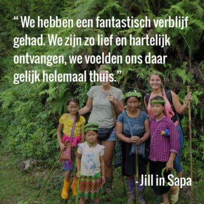 1. Jill in Sapa