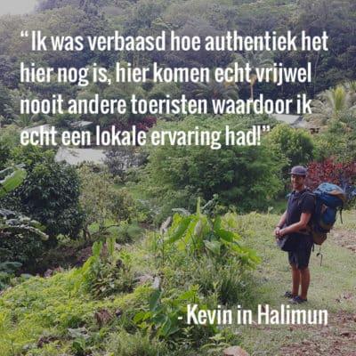 3. Kevin in Halimun
