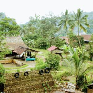 Cikoneng - omgeving