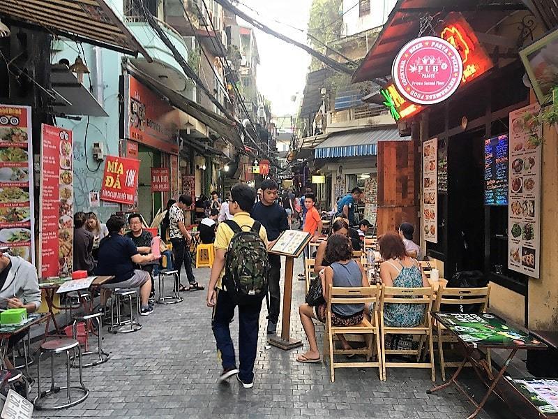 Guesthouse Hanoi