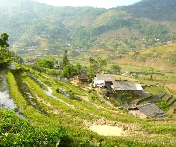 Sapa - Lao Chai 29