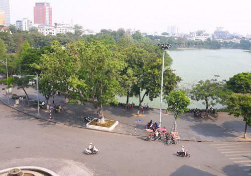 Bezienswaardigheden Hanoi 1