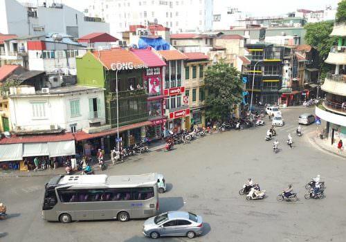 Bezienswaardigheden Hanoi 2
