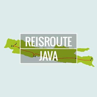Reisroute Java