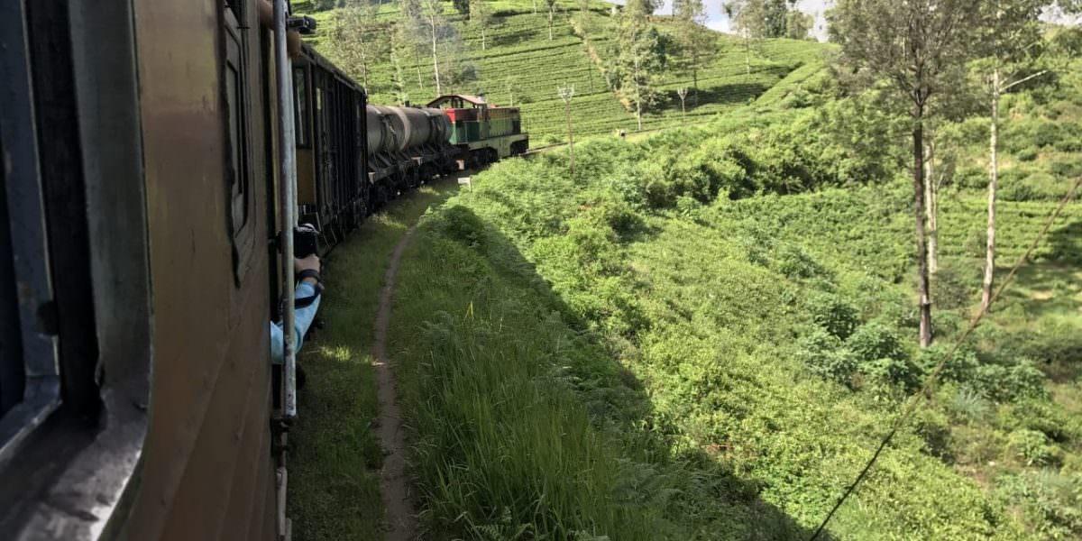 Bus in Sri Lanka 2