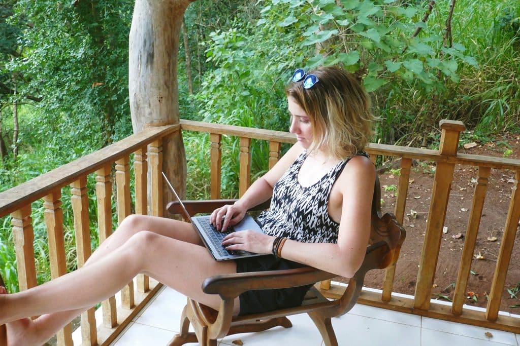 Interview digital nomad