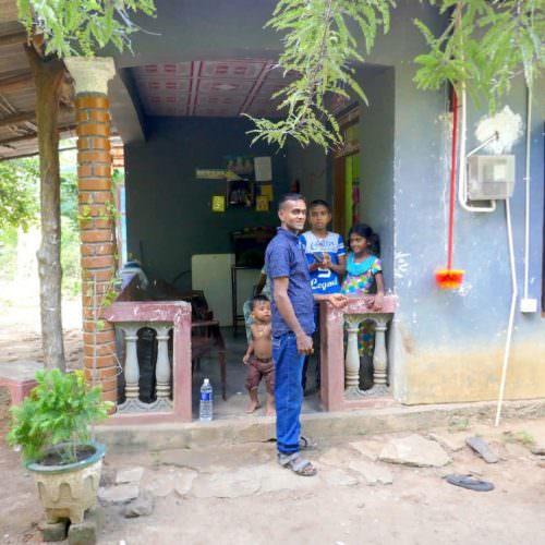 Reisverslag Sri Lanka 1