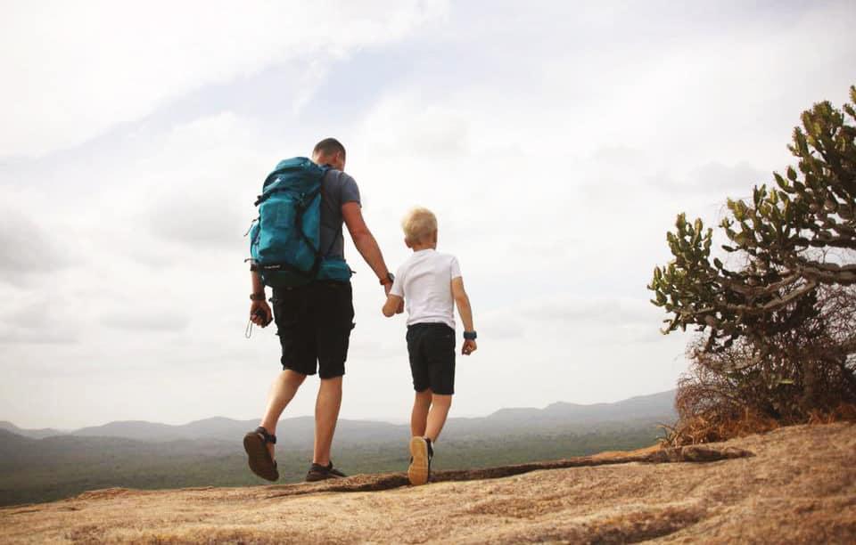 reizen met gezin