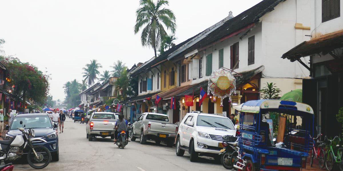 Laos reizen 7