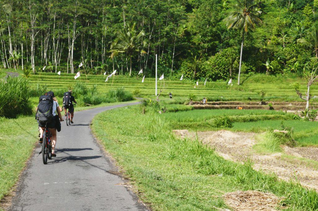 Sidemen fiets