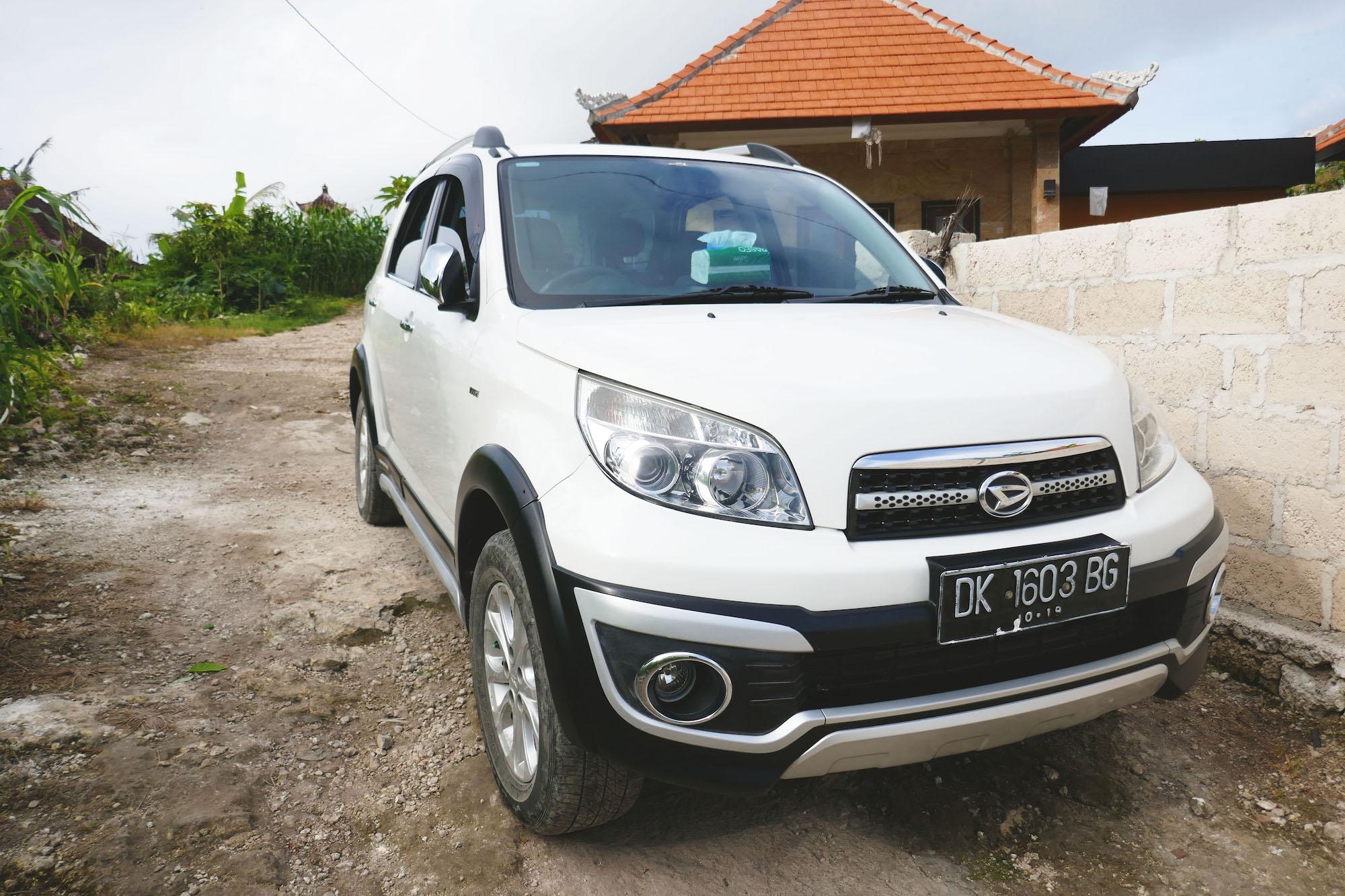 Bali auto